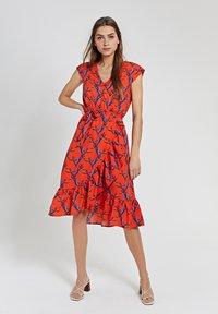 Shiwi - Day dress - multi colour - 0