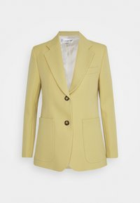 SINGLE BREASTED FITTED  - Blazer - banana