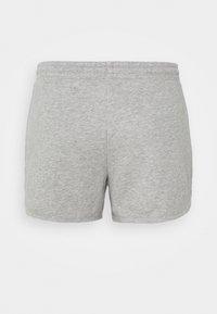 Reebok - FRENCH TERRY SHORT - Pantaloncini sportivi - medium grey heather - 5