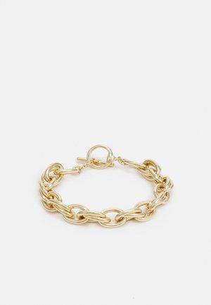 TWISTED LINK FLEX - Bracelet - gold-coloured