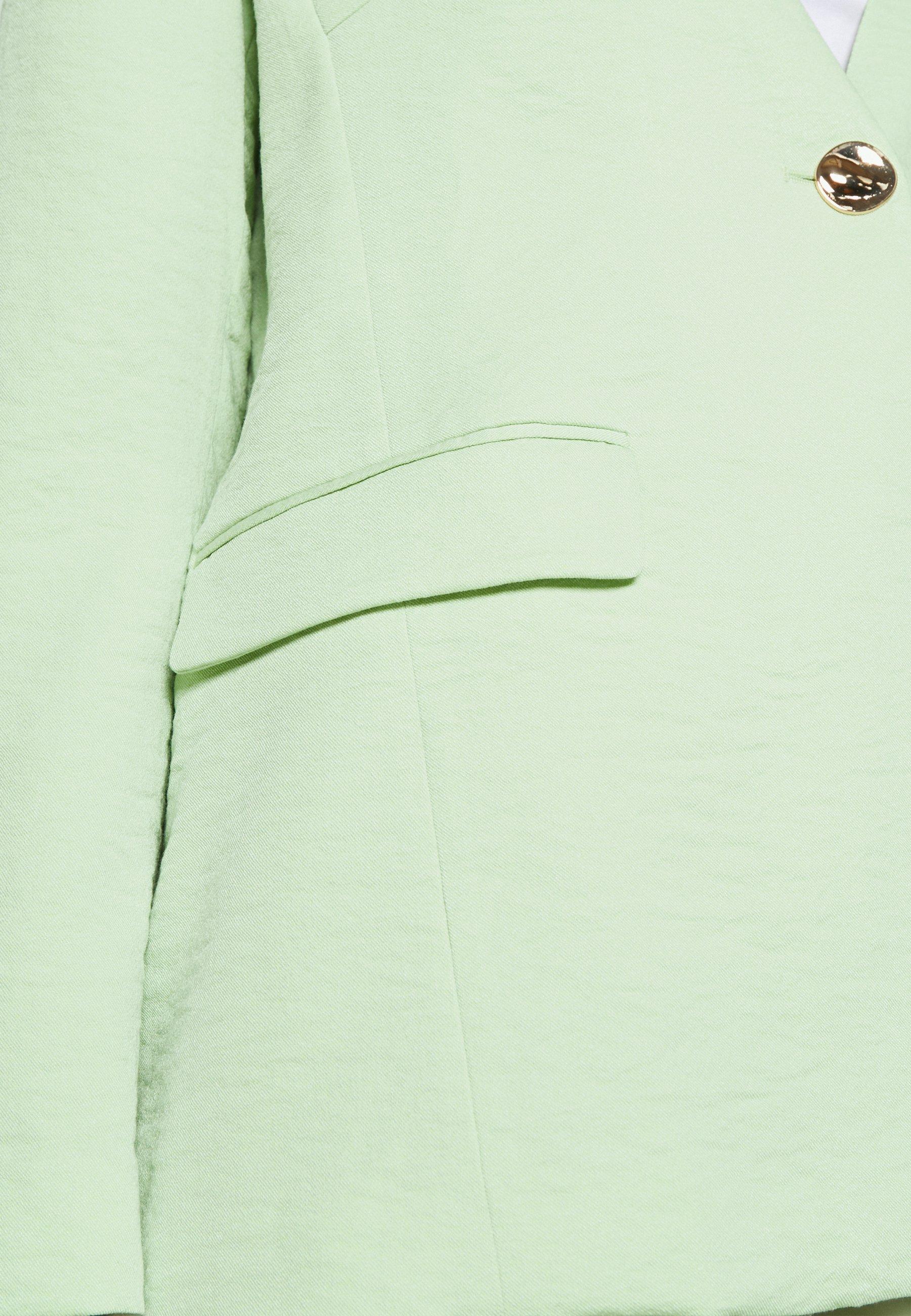 EDITED Blazer - grün - Vestes Femme pf7Ex