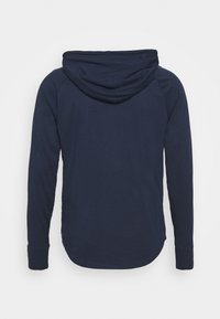 Hollister Co. - SOLID HOODS - Langarmshirt - navy - 1