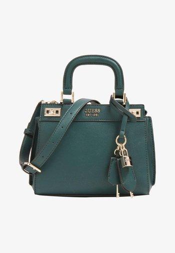KATEY MINI - Handbag - mehrfarbig grün
