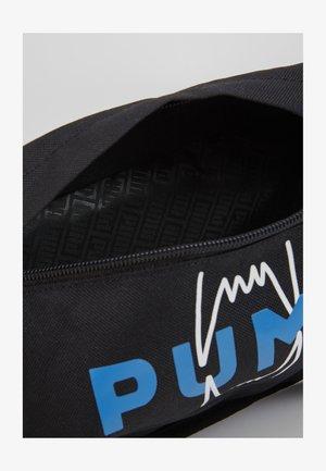 HOOPS BASKETBALL MULTI WAISTBAG - Bum bag - puma black