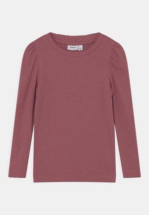 NMFKABEXI SLIM - Camiseta de manga larga - deco rose
