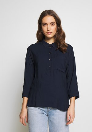 FLUENT  - Bluse - real navy blue