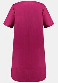 Ulla Popken - Day dress - magnolienrot - 2