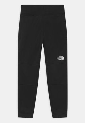 SURGENT UNISEX - Tracksuit bottoms - black