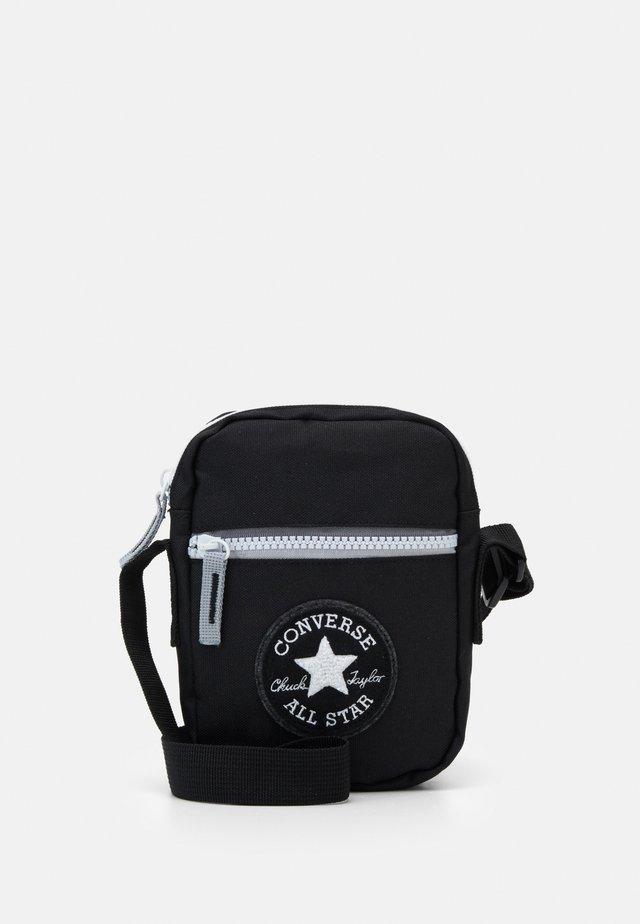 FESTIVAL CROSSBODY - Across body bag - black