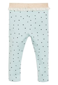 Next - BUNNY EMBROIDERED - Leggings - Trousers - blue - 1