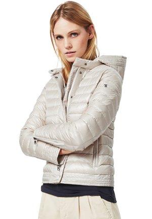 MILLA - Down jacket - hellbeige