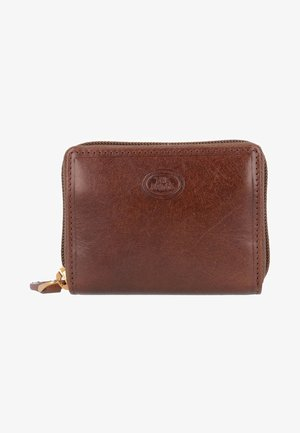 STORY UOMO - Business card holder - brown