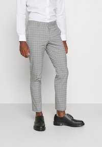 Isaac Dewhirst - THE FASHION SUIT PIECE CHECK - Completo - grey - 6