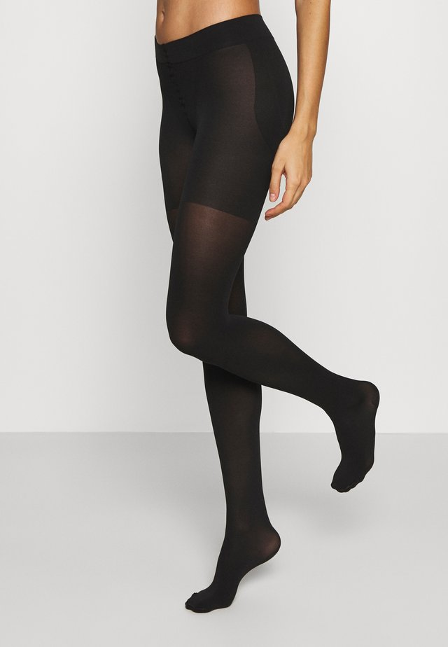 FORMING EFFECT 40 - Tights - black