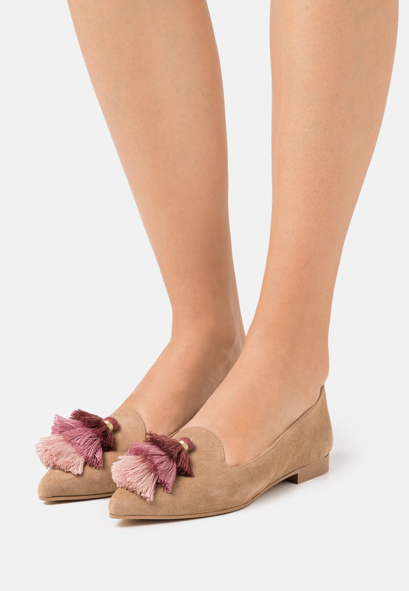 Chatelles - ISIDORE - Slip-ons - sand