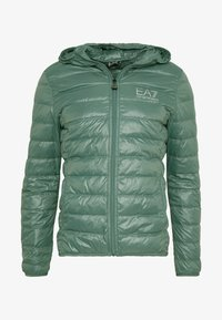 EA7 Emporio Armani - GIACCA  - Down jacket - dark forest - 4