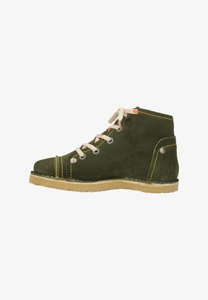 SONY1DEAL - High-top trainers - dark green