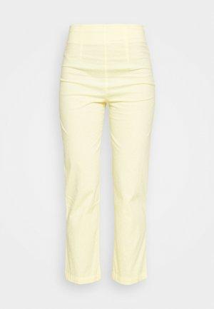 MOONLIGHT - Trousers - pina colada
