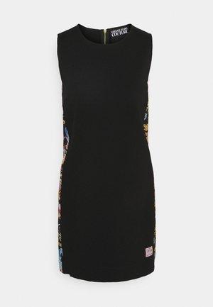 LADY DRESS - Sukienka z dżerseju - black