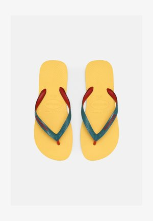 TOP MIX UNISEX - Tongs - gold yellow