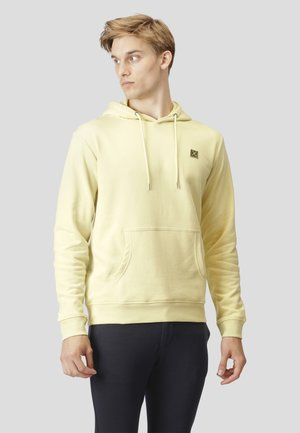 JANKIE  - Hoodie - pastel yellow