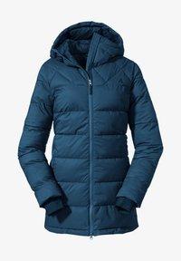 Schöffel - Winter coat - 8859 - blau - 3