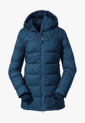 Winter coat - 8859 - blau