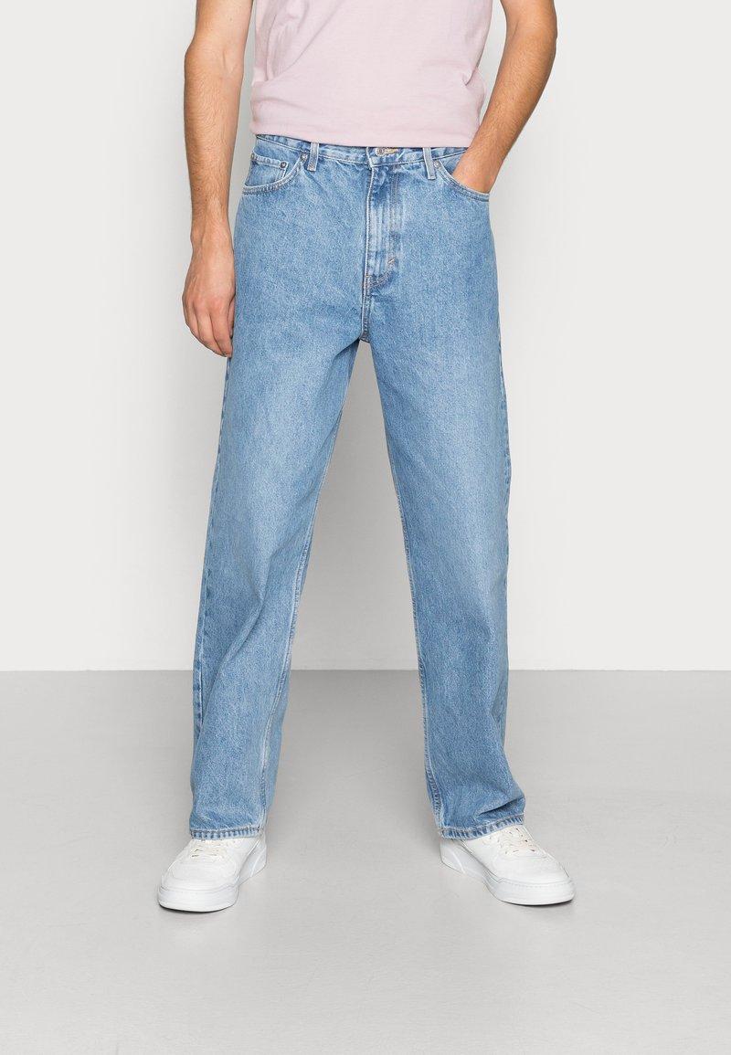 Weekday - GALAXY - Jeans straight leg - hanson blue