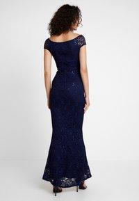 Sista Glam - MARINY - Occasion wear - navy - 3