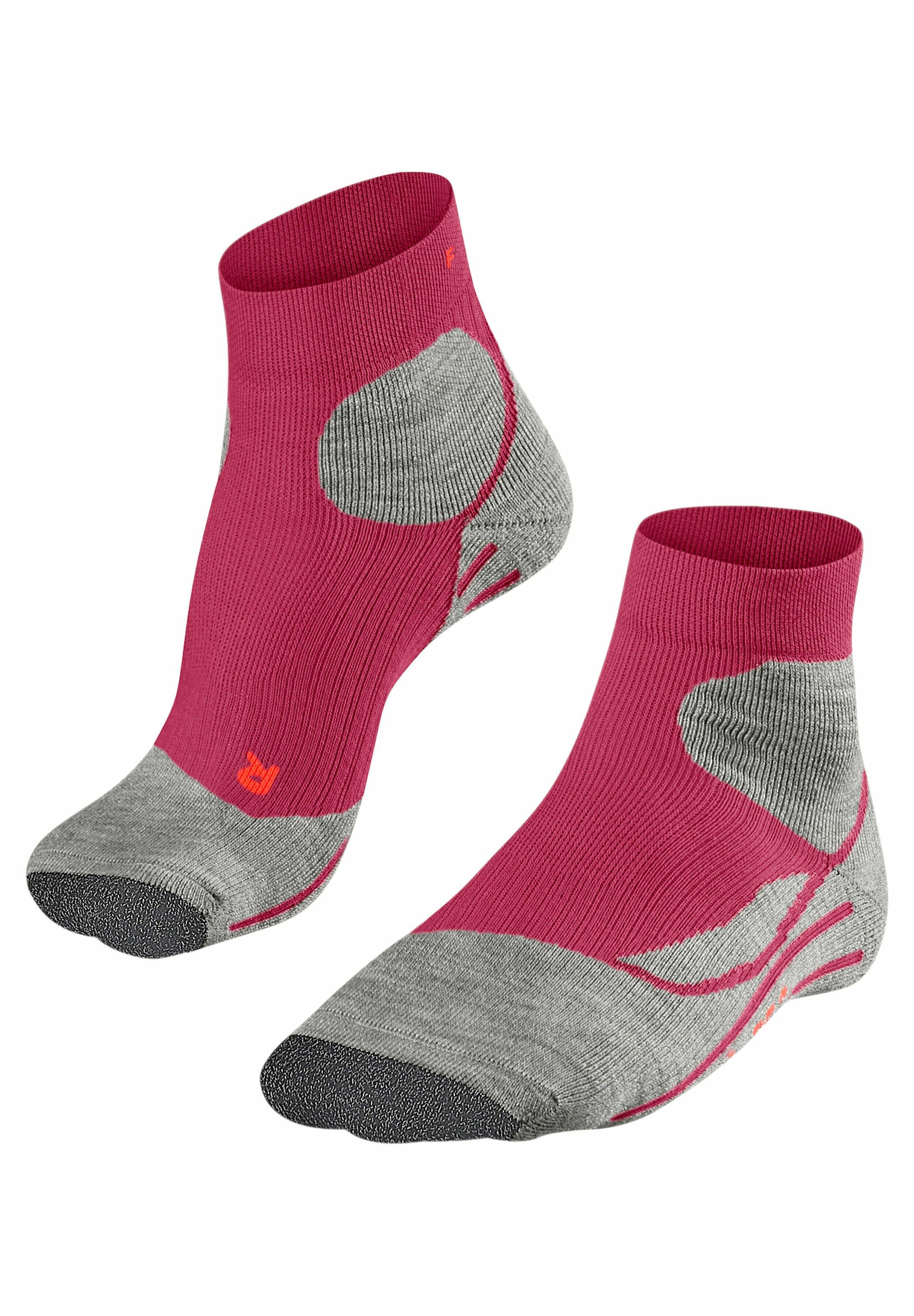 Femme TE SHORT - Chaussettes de sport - rose