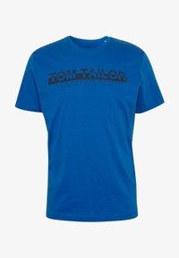 TOM TAILOR - Print T-shirt - victory blue - 3