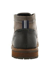 Gaastra - CREW MID CHAPA - Lace-up ankle boots - dark grey - 3