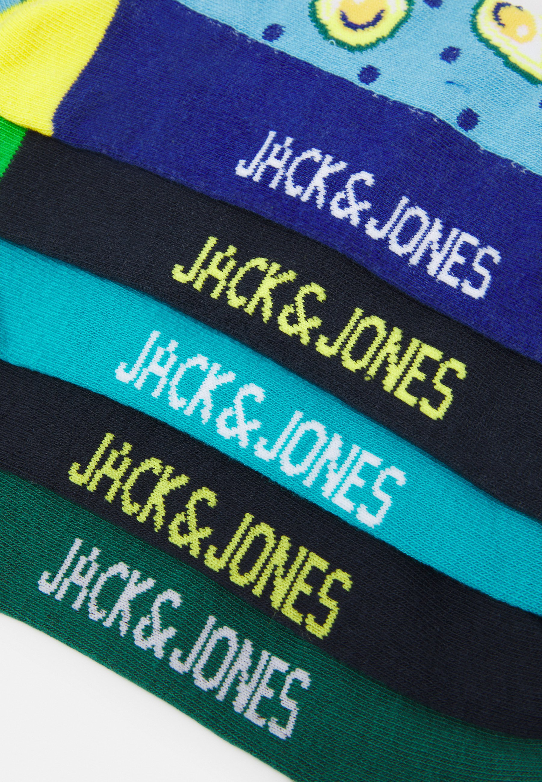 Men JACFRUITY SOCK 5 PACK - Socks