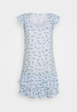 V & R DAMEN SLEEPSHIRT - Nightie - placid blue