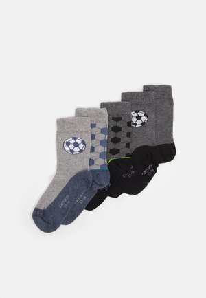 ONLINE CHILDREN SOCKS 5 PACK - Socks - denim melange