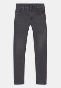 Replay - HYPERFLEX CLOUD - Jeans Skinny Fit - grey denim - 0
