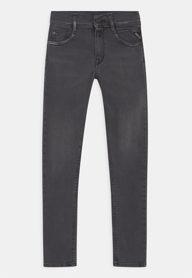 HYPERFLEX CLOUD - Jeans Skinny Fit - grey denim