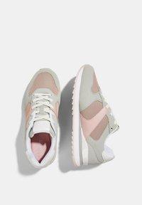 Esprit - Sneakers laag - old pink - 4