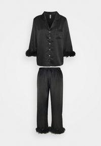 LingaDore - SET - Pyjamas - black - 0