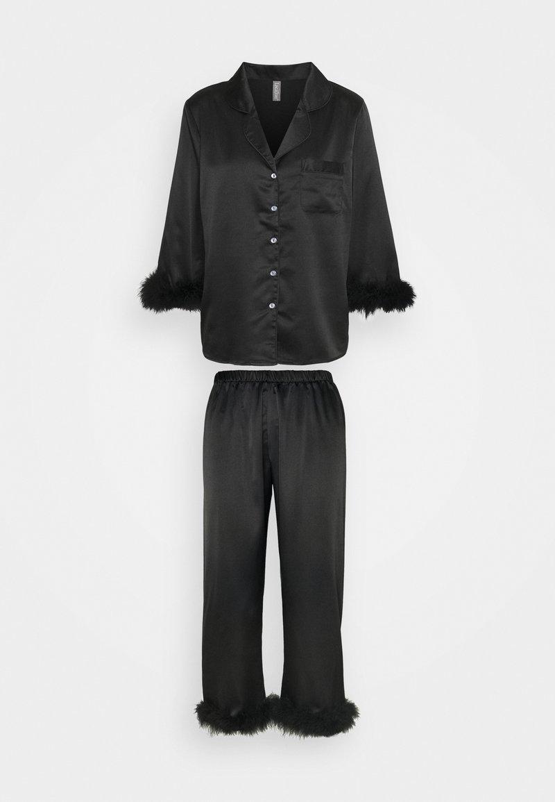 LingaDore - SET - Pyjamas - black
