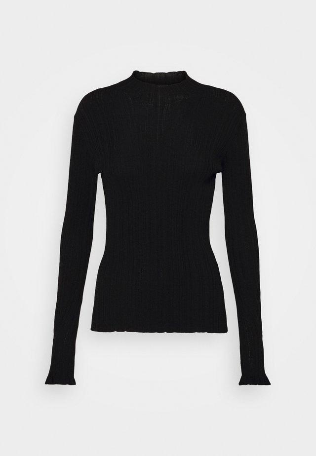 HEIME - Pullover - black