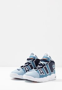 Nike Sportswear - AIR MORE UPTEMPO - High-top trainers - blue - 3