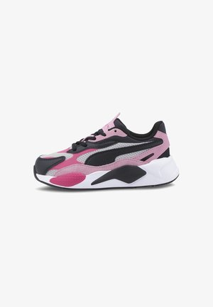 RS-X³ BRIGHT - Sneakers - glowing pink-pale pink-black