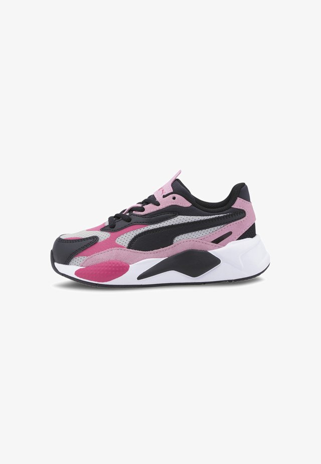 RS-X³ BRIGHT - Trainers - glowing pink-pale pink-black