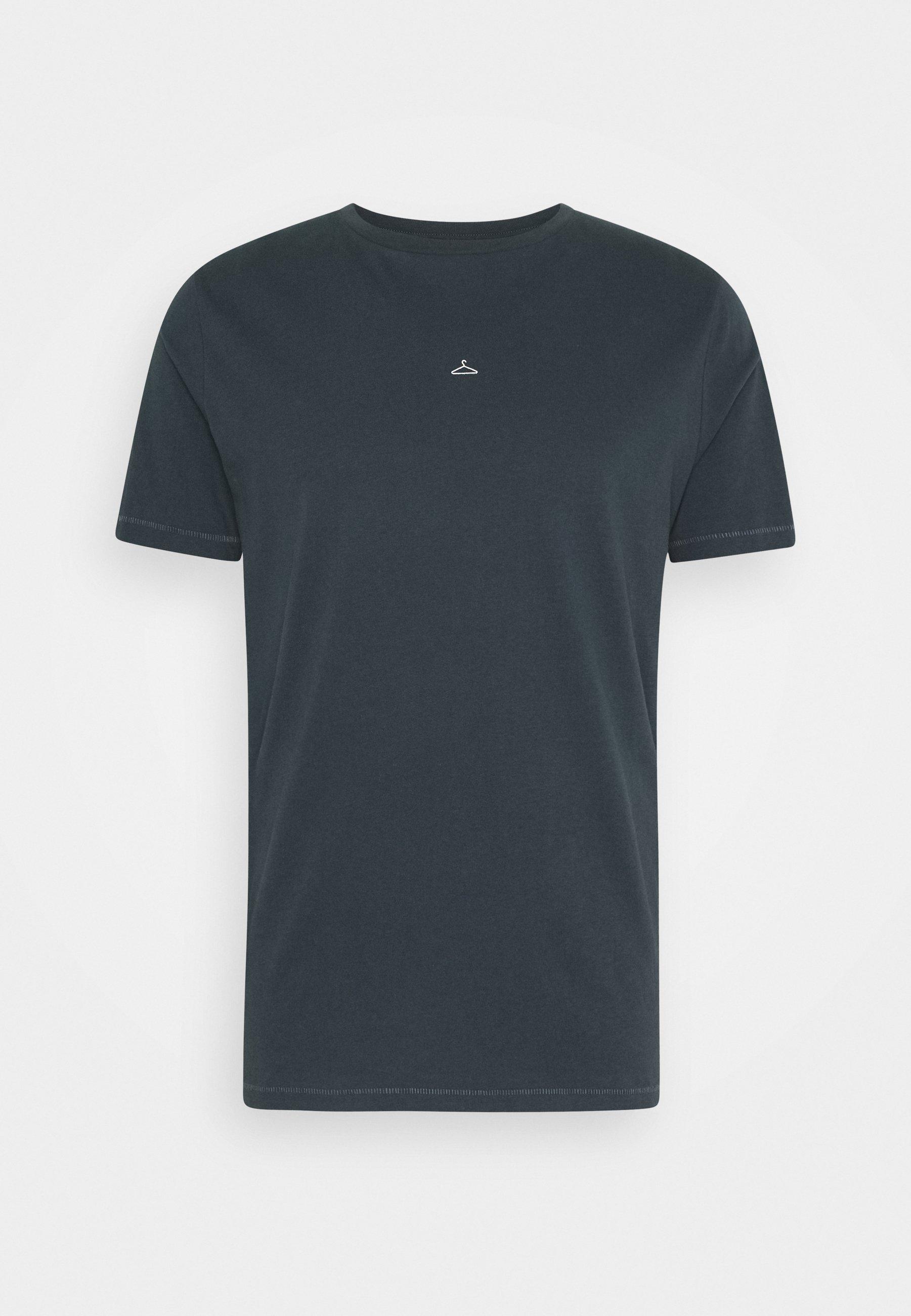 Holzweiler Hanger Tee - T-shirts Blueberry/mørkeblå