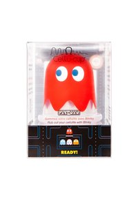 Cellu-Cup - PACMAN SILICONE MASSAGE TOOL - Bath & body - red - 2