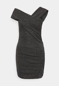 Iro - CLUB DRESS - Cocktail dress / Party dress - black/silver - 0
