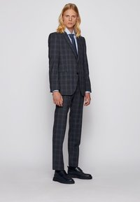 BOSS - Suit trousers - dark blue - 1