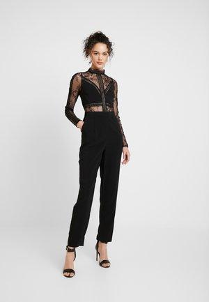 YASLUISE SHOW - Jumpsuit - black