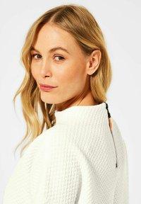 Cecil - Sweatshirt - weiß - 1